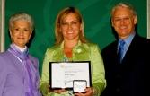 BC ACHIEVEMENT AWARD 2005